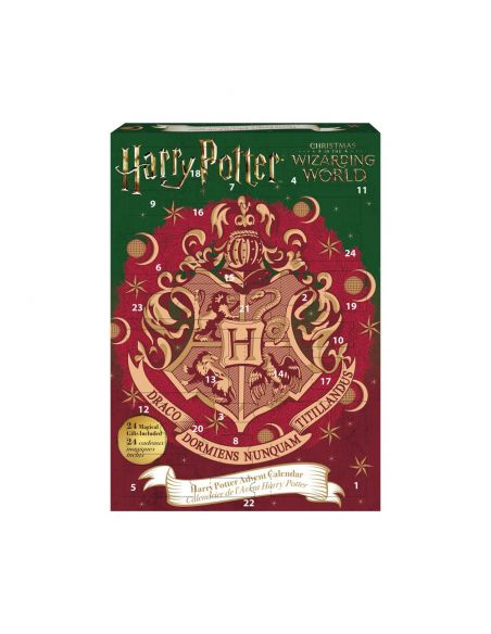 Calendario de adviento Harry Potter - The Wizarding World