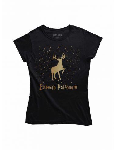 Camiseta mujer Expecto Patronum  - Harry Potter