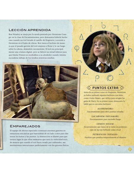 Hechizos y Encantamientos, Un Álbum de las películas - Harry Potter