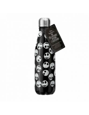 Botella de Agua Jack Pattern - Pesadilla antes de Navidad