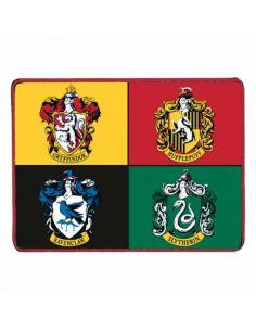 Mantel individual casas Hogwarts - Harry Potter