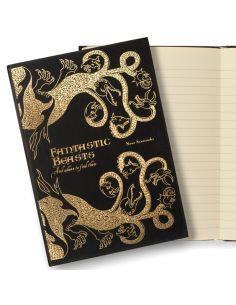 Diario réplica Libro Animales Fantásticos - Animales Fantásticos