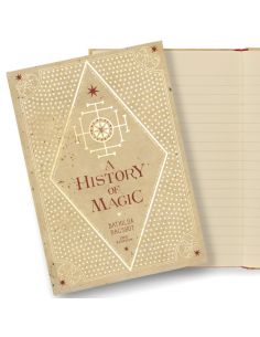 Diario réplica Libro Historia de la Magia - Harry Potter