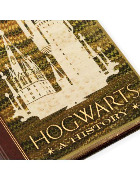 Diario réplica Libro Historia de Hogwarts - Harry Potter