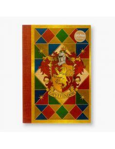 Cuaderno casa Gryffindor - MinaLima - Harry Potter
