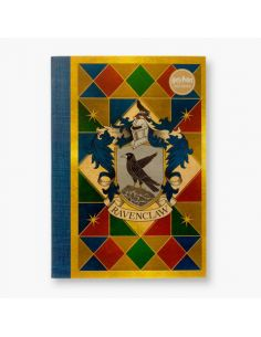 Cuaderno casa Ravenclaw - MinaLima - Harry Potter