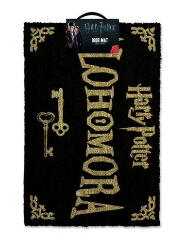 Felpudo Alohomora - Harry Potter