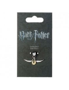 Charm Snitch Dorada - Harry Potter