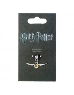 Charm Snitch Dorada - Harry Potter