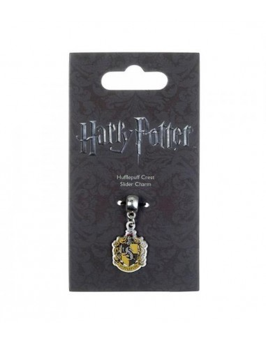 Charm Casa Hufflepuff - Harry Potter