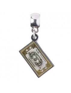 Charm Ticket Hogwarts Express - Harry Potter