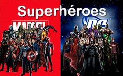 Comprar merchandising de Marvel y DC